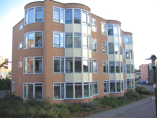 flat woningbouw breda